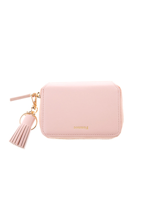 Fennec페넥 (당일발송) Mini Pocket Wallet Light Pink