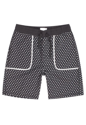 [ICNY] Superdot Reflective Shorts Black 30% SALE