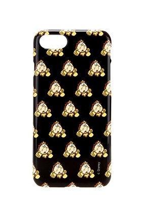 Fennec페넥 SRBN x Disney Cogsworth iphone7 Case Black