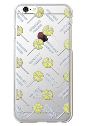 Margarin Fingers마가린핑거스 Lemon Candy iphone7 Case