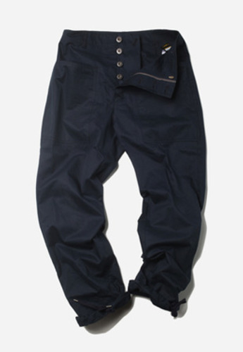 FRIZMWORKS프리즘웍스 Jungle fatigue pants_navy