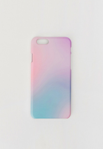 MeetMetMeet밋맷밋 Afterimage phone case violet