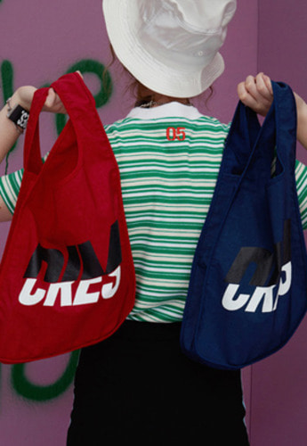 DIM.E.CRES.딤에크레스 DIM. UNBALANCE ECO BAG_NAVY