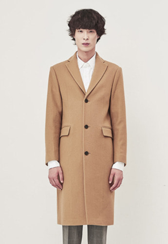 MMGL미니멀가먼츠랩 Long Wool Coat Camel
