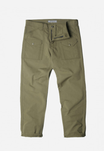 FRIZMWORKS프리즘웍스 MIL SNAP FATIGUE PANTS OLIVE