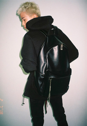 The Greatest더 그레이티스트 GT18BAG01 Leather Backpack