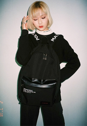The Greatest더 그레이티스트 GT185BAG02 Mixture Backpack