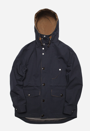 FRIZMWORKS프리즘웍스 Paulo mountain field parka _ navy