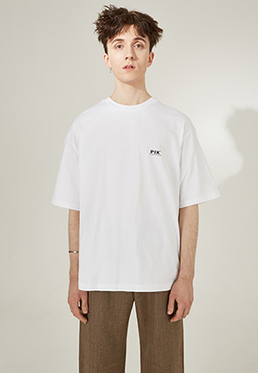 PIKHOUSE픽하우스 BOYS Tshirts White