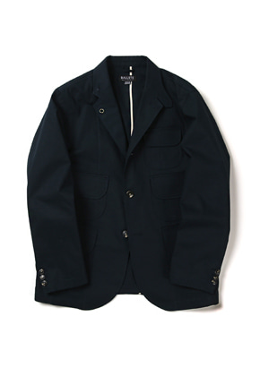 Ballute발루트 RIPSTOP MAGAZINE JACKET (NAVY)