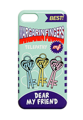 Margarin Fingers마가린핑거스 DEAR MY FRIEND CASE (MINT)