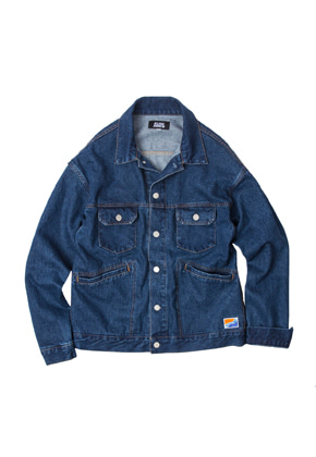 SANDPIPER샌드파이퍼 80`S RETRO DENIM JACKET