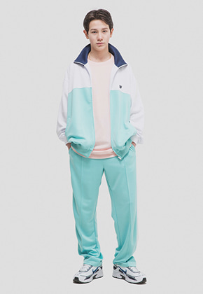 WKNDRS위캔더스 WKNDRS TRACK PANTS (MINT)