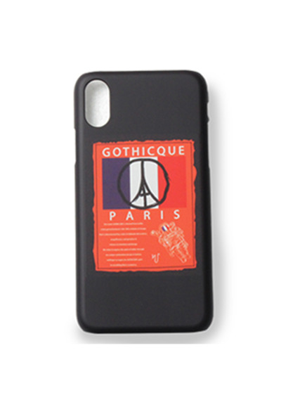 Gothicque고티크 Phone Case Gothicque Orange  [G8SD14U89]