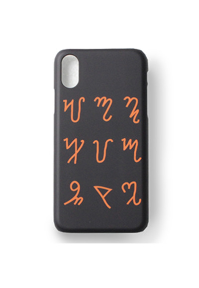 Gothicque고티크 Phone Case Gothicque Ancient Letters [G8SD24U89]