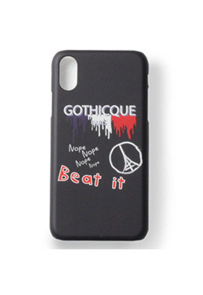 Gothicque고티크 Phone Case Gothicque Drawing [G8SD25U89]