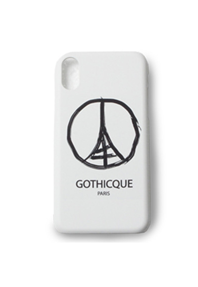 Gothicque고티크 Phone Case Gothicque Paris Logo  [G8SD18U80]