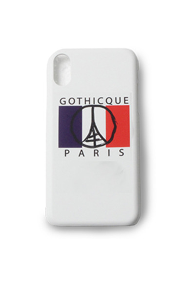 Gothicque고티크 Phone Case Gothicque Three Colors Paris  [G8SD19U80]