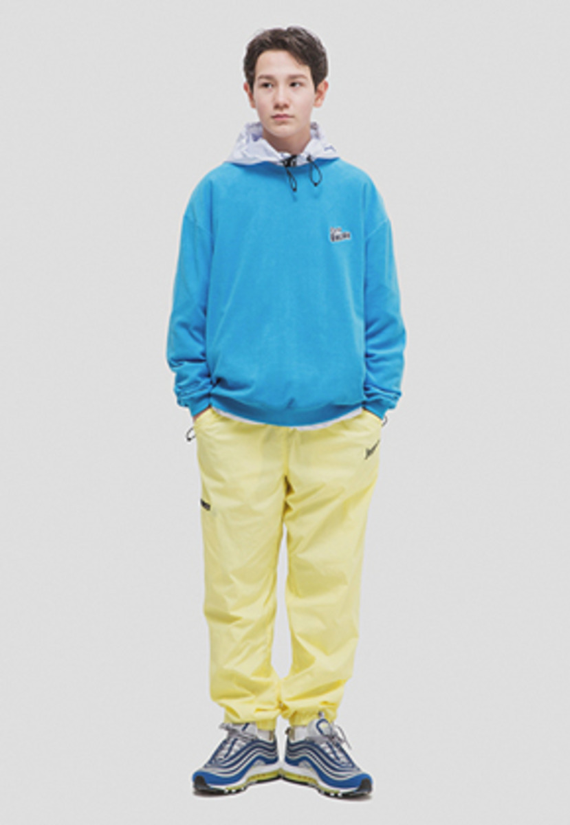 WKNDRS위캔더스 JOGGERS PANTS (L.YELLOW)