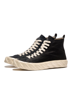 AGE에이지 AGE TOP SNEAKERS (AGFT-CR-TOP-BK013