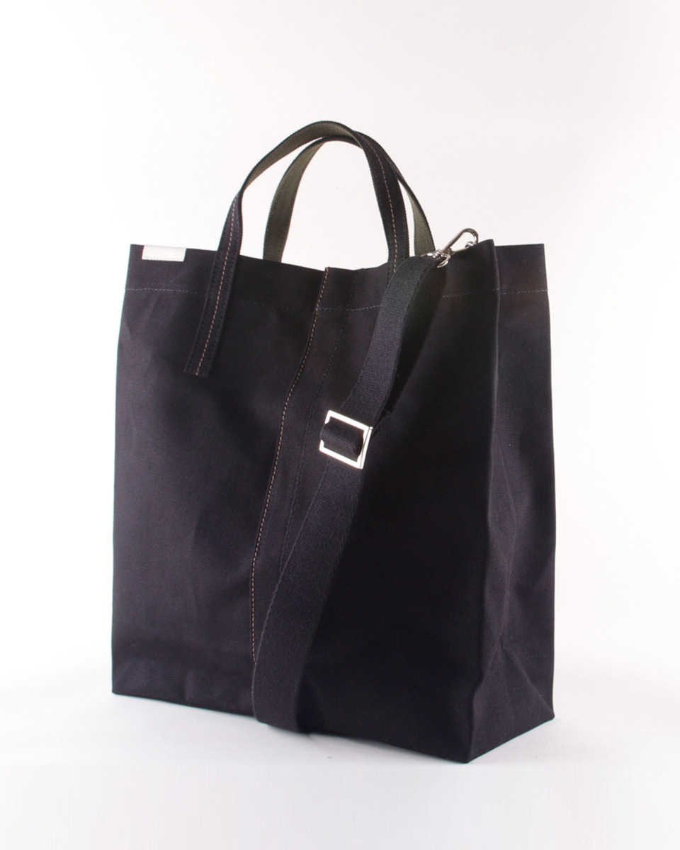 The Slowing Lot BAG TAKE NEW 04-2 BLACK