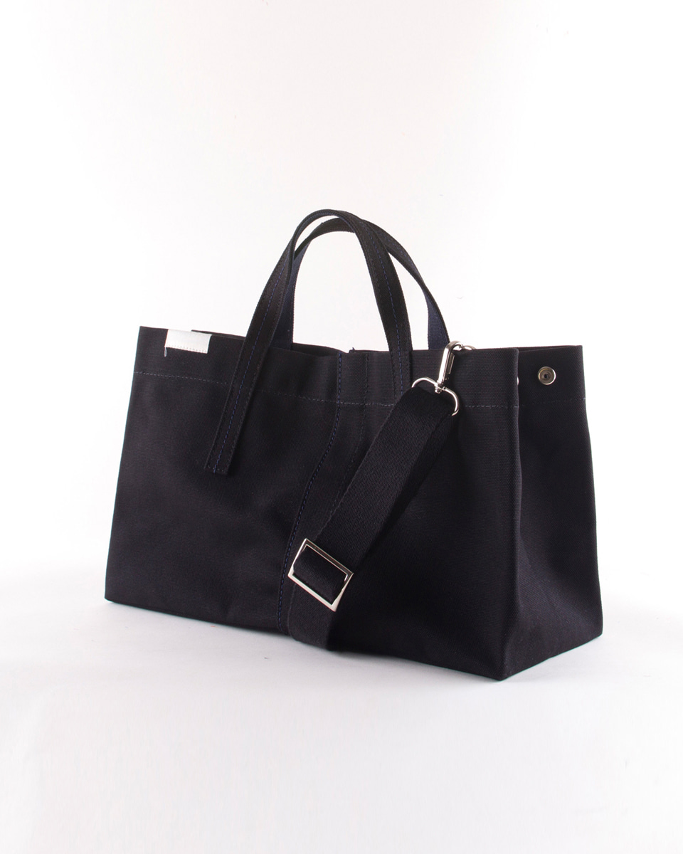 The Slowing Lot BAG TAKE 01-3 BLACK