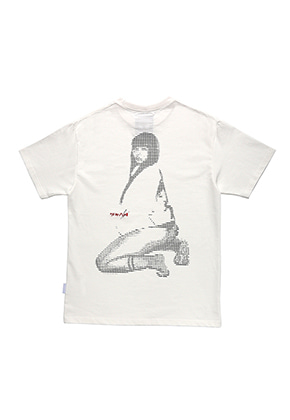 AJO BY AJO FINK LABEL Kisewa T-Shirt[White]