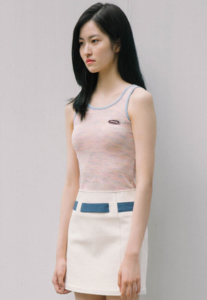 Sinoon시눈 basic sleeveless (pink)