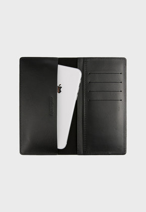 Ordinauty오디너티 AMERICANO BLACK (Buttero, Italy vegetable leather)