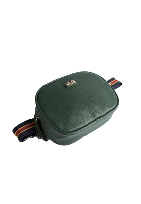 Romantic Crown로맨틱크라운 Peanut Bag Large_Green