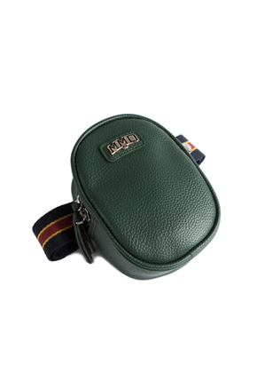 Romantic Crown로맨틱크라운 Peanut Bag Small_Green