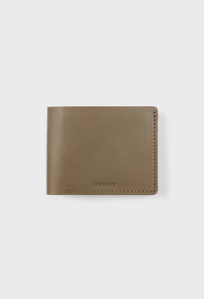 Ordinauty오디너티 CON PANNA GRAY (Buttero, Italy vegetable leather)