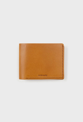 Ordinauty오디너티 CON PANNA BROWN (Buttero, Italy vegetable leather)