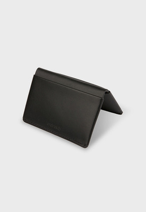 Ordinauty오디너티 BROWNIE BLACK (Buttero, Italy vegetable leather)