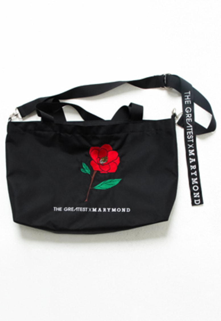 The Greatest더 그레이티스트 [ GT X MARYMOND ] GTXMMD 06 Camellia Cross Bag