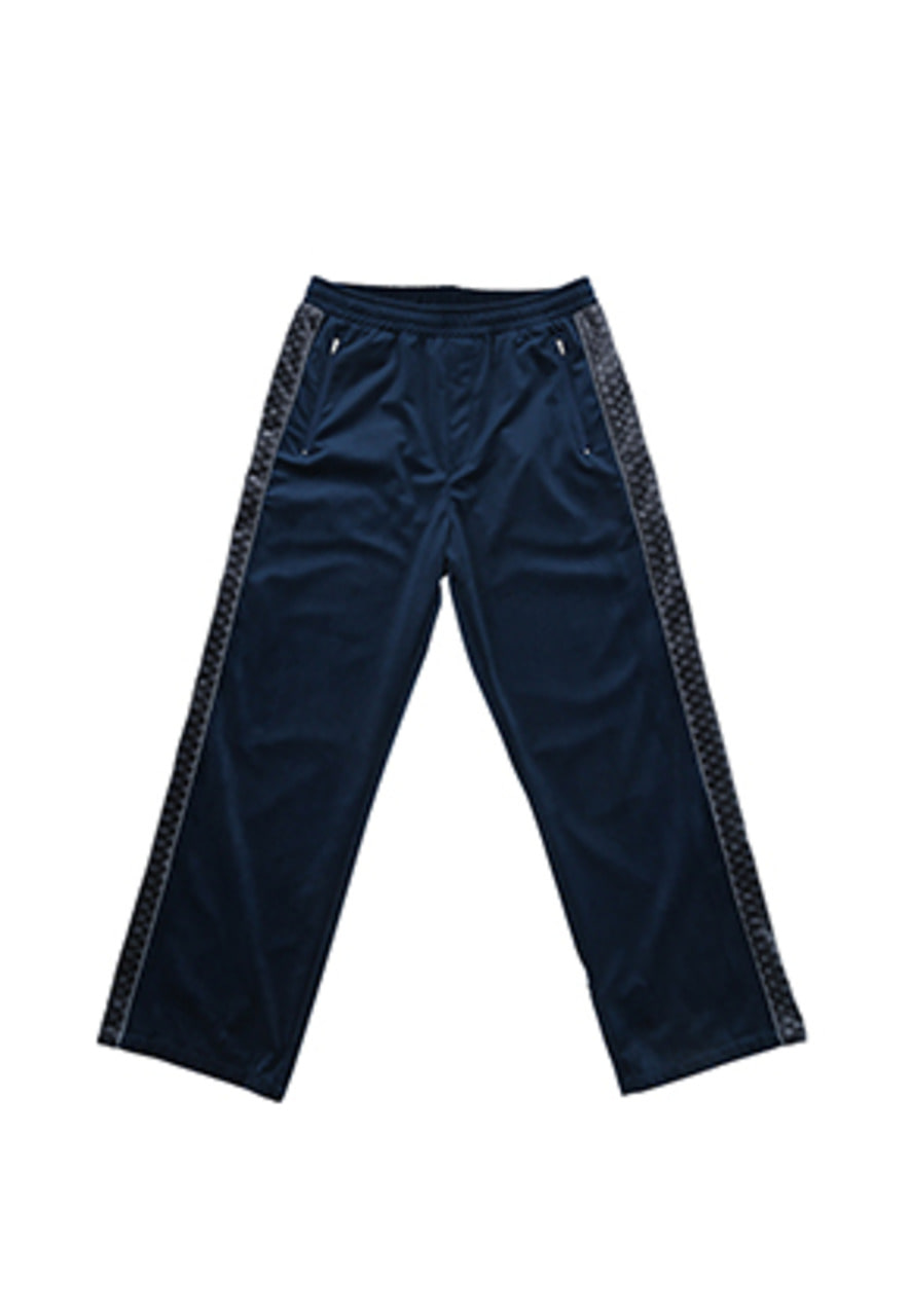 AJO BY AJO FINK LABEL Velvet Training Pants [Navy]