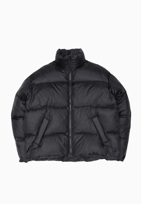 MMGL미니멀가먼츠랩 Puffy down jacket (Black)