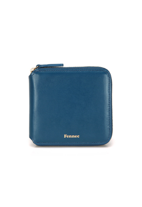 Fennec페넥 ZIPPER WALLET - DEEP BLUE