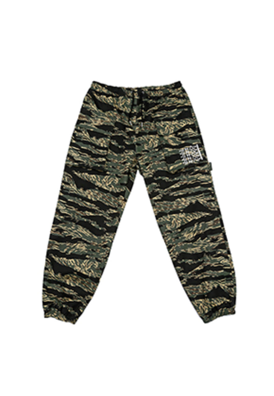 AJO BY AJO FINK LABEL Jogger Pants [Tiger Camo]