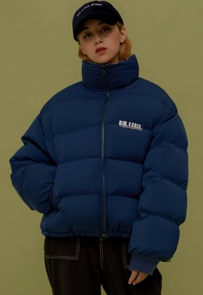 DIM.E.CRES.딤에크레스 (당일출고) ORIGINAL DUCK DOWN FAROUT REVERSIBLE_NAVY