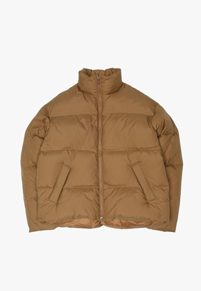 MMGL미니멀가먼츠랩 Puffy down jacket (Brown)