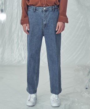Trip LE Sens트립르센스 LE DOUBLE POCKET DENIM PANTS BLUE