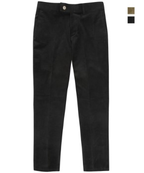 Trip LE Sens트립르센스 ROMANTIC CORDUROY SLACKS BLACK