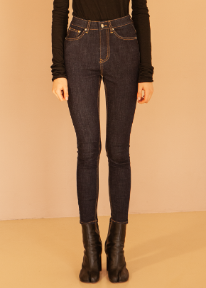 Decolor디컬러 Skinny Denim Pants -One wash-