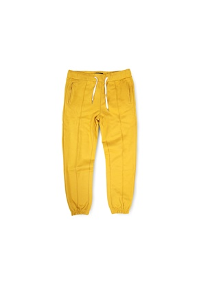 Ballute발루트 EASY SWEAT PANTS (MUSTARD)
