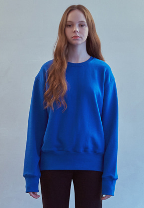 MMGL미니멀가먼츠랩 Regularfit sweatshirt (Blue)