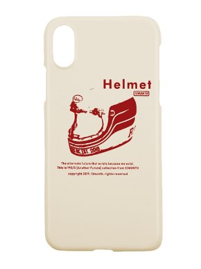 13Month써틴먼스 [주문 제작] HELMET IPHONE CASE (IVORY)