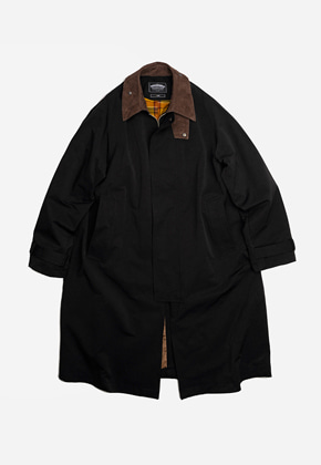 FRIZMWORKS프리즘웍스 William hunting coat _ black