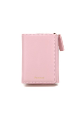 Fennec페넥 (당일발송) Triple Pocket Wallet Light pink
