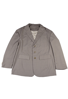AJO BY AJO FINK LABEL Tailored Jacket [Grey]